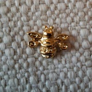 Tiny Bee Pin/Tie Tack
